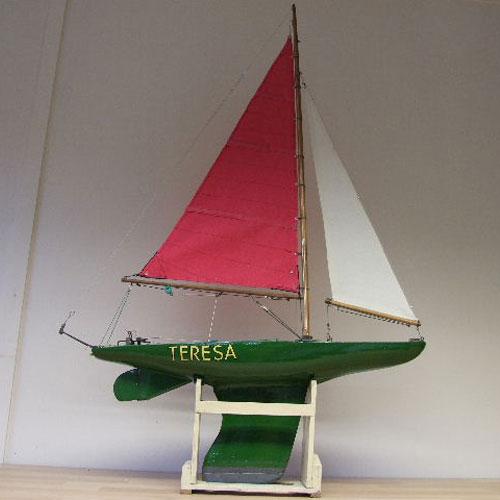 Pond Yacht 1, Ship & Boat Restorations
