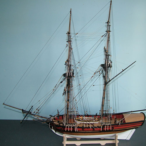 Badger Model Ship Amp Boat Kits