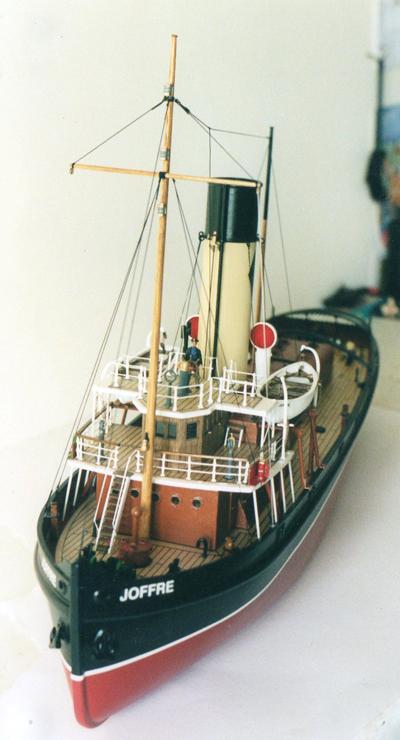 Joffre Model Ship Amp Boat Kits