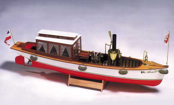 Alexandra Steam Launch With Fittings Ships Amp Boats From