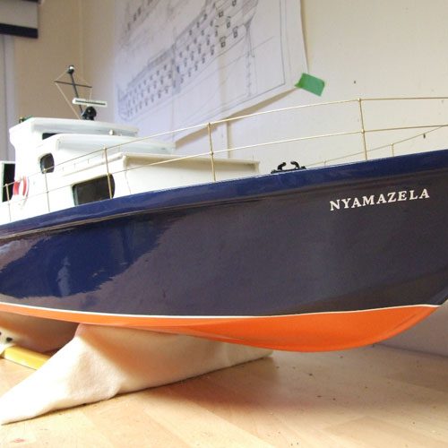 Restorations, Ships & Boats From Maritime Models