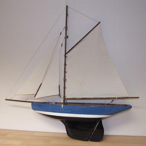 Pond Yacht 5, Ship & Boat Restorations