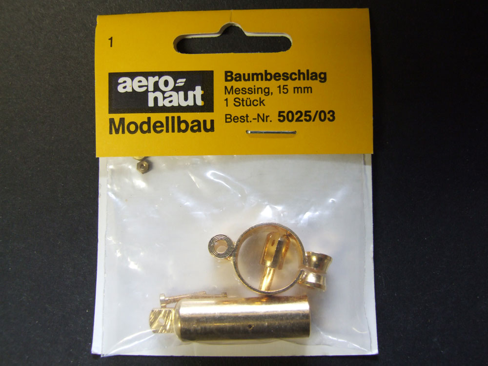 Aeronaut Model Boat Fittings, Yacht Fittings, Model Boats