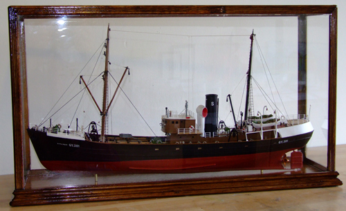 Sisapon Trawler Ship Amp Boat Commissions Maritime Models