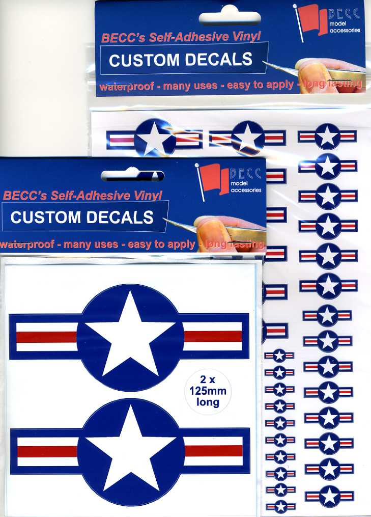 Roundels Amp Military Markings Self Adhesive Vinyl Decals